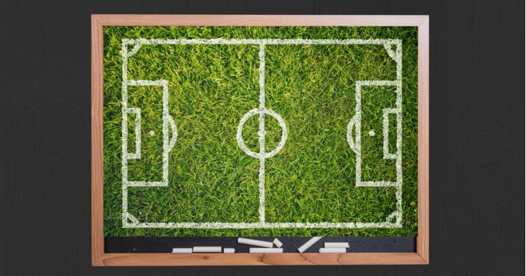 Soccer Chalkboard SoccerParenting