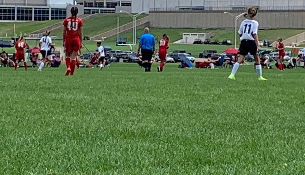 Lauren Sainz Soccer Parenting
