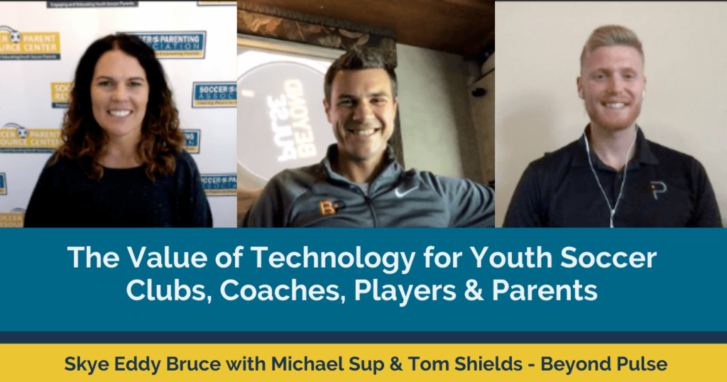 technology in youth soccer