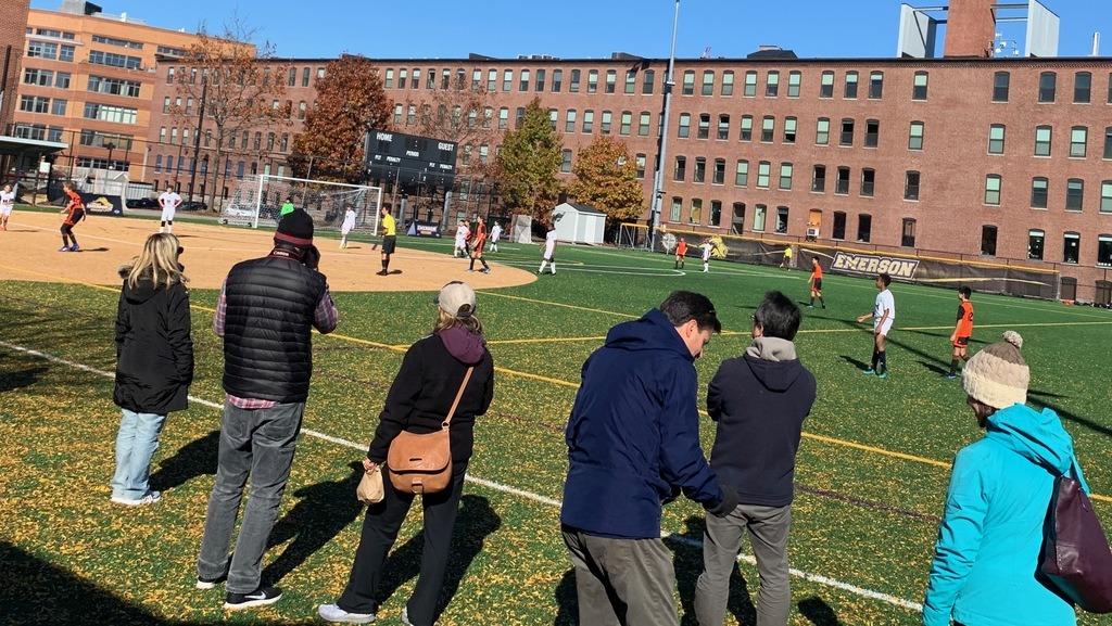 Soccer Parents Sideline Behavior